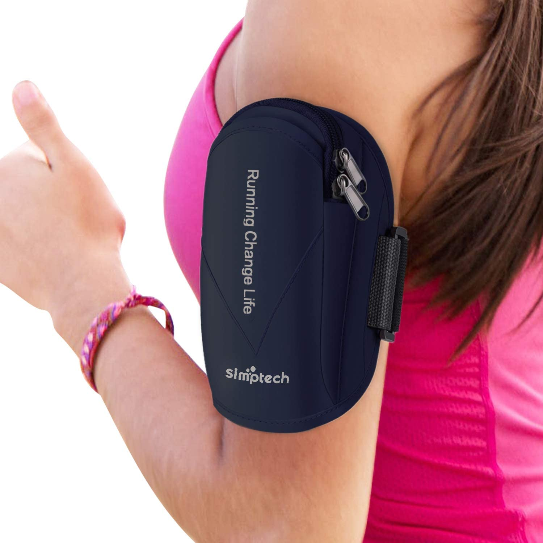 Running Sports Gym Brassard Exercice Téléphone Étui Housse Pour Huawei Mate 20 X 5 g