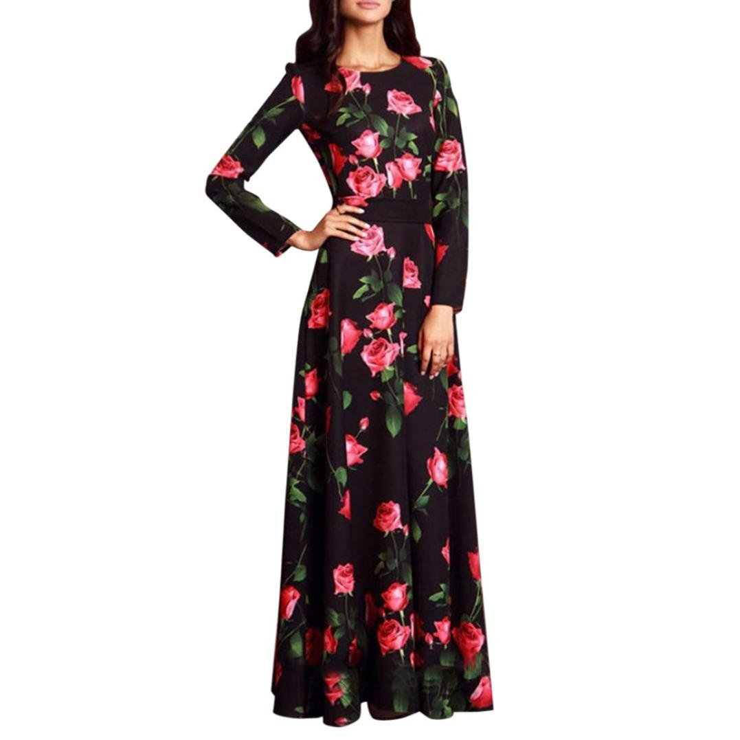f9908d629 Maxi Dresses   70s-Style Long Dresses - Unique Vintage