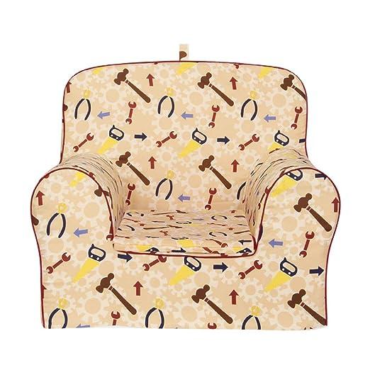 LIUYONGJUN Resistente Sofa Infantil Mini Fácil De Mover ...