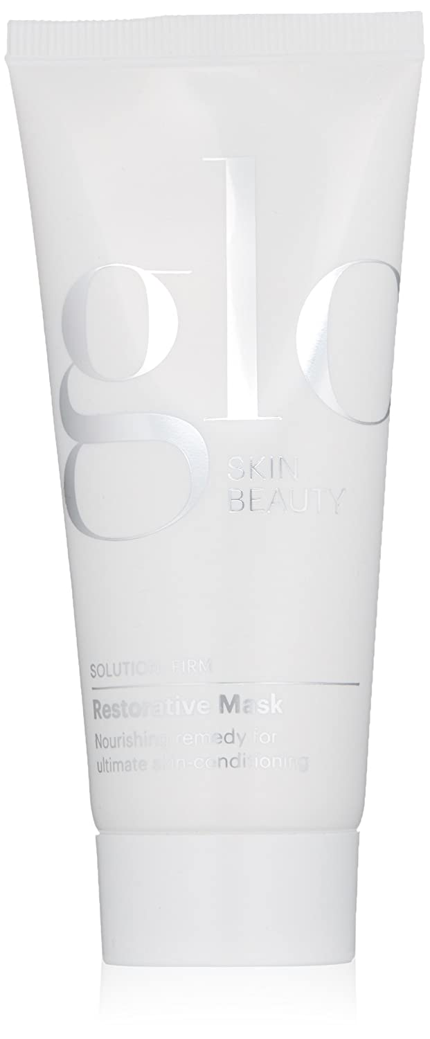 Glo Skin Beauty Restorative Mask for Dry Skin , Anti-Inflammatory, Deep Conditioning, Reparative Face Mask, 2 fl. oz.