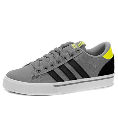 sale retailer d8269 c97e7 Adidas NEO ST Daily Canvas Low Trainers - Grey 11 UK