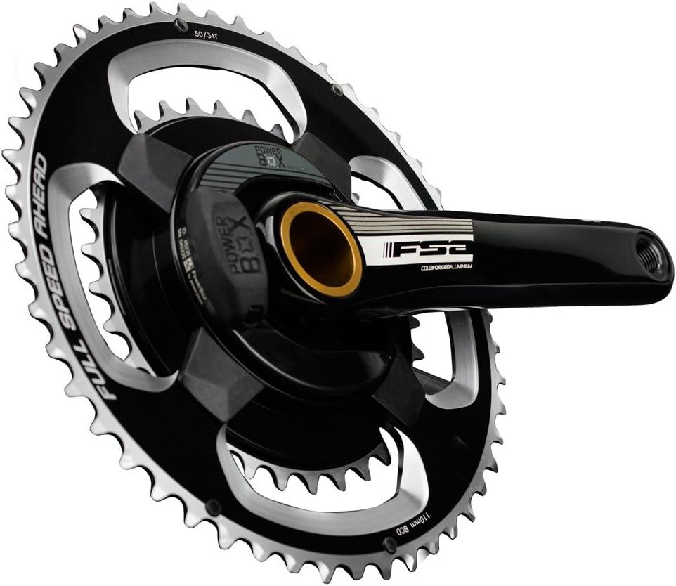 FSA Powerbox aleación bicicleta de carretera bielas (platos ...
