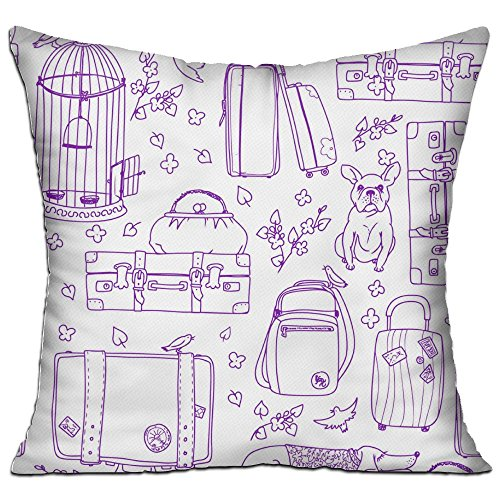 Suitcases Fashion Custom Soft And Comfortable Pillow