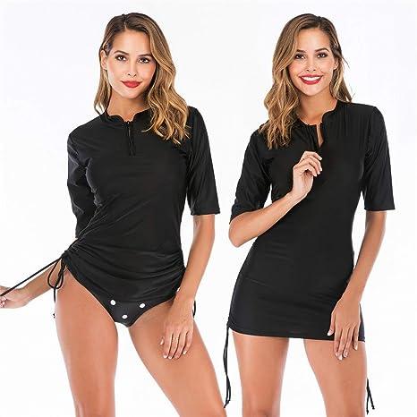 Conjunto de Bikini Mujeres Dos Piezas Set Tankini Traje de ...