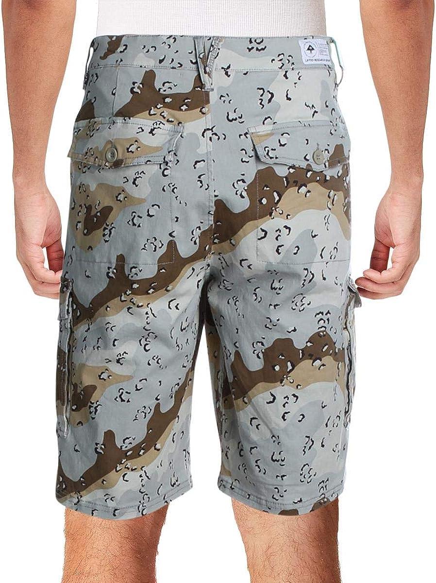 LRG Men's Rc Ripstop Cargo Short: Clothing