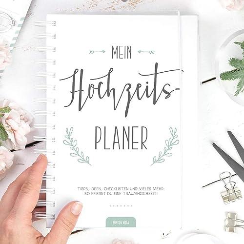 Hochzeitsplaner So Feierst Du Deine Traumhochzeit 250 Seiten