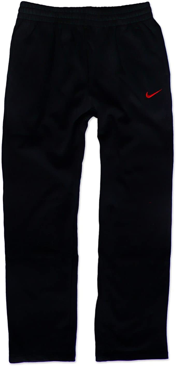 Nike Athletic Dept - Pantalón de running, hombre, color Black / Red ...