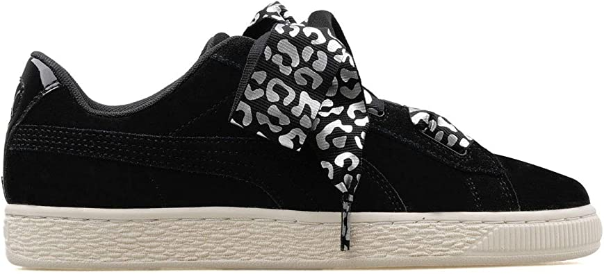 Puma Suede Heart AthLuxe Jr 36684401, Trainers: Amazon.co.uk ...