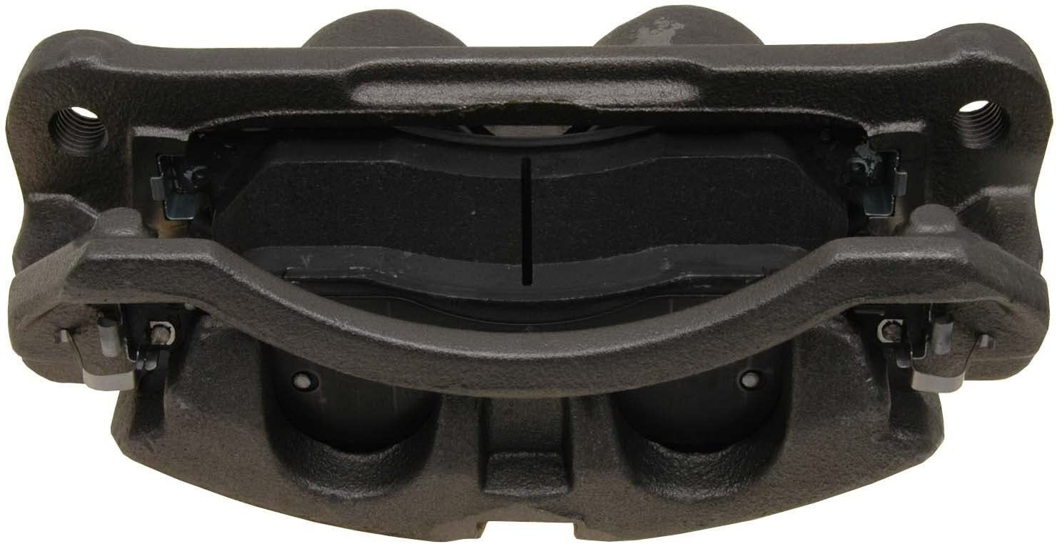 Remanufactured Loaded ACDelco 18R12275 Professional Front Passenger Side Disc Brake Caliper Assembly with Pads