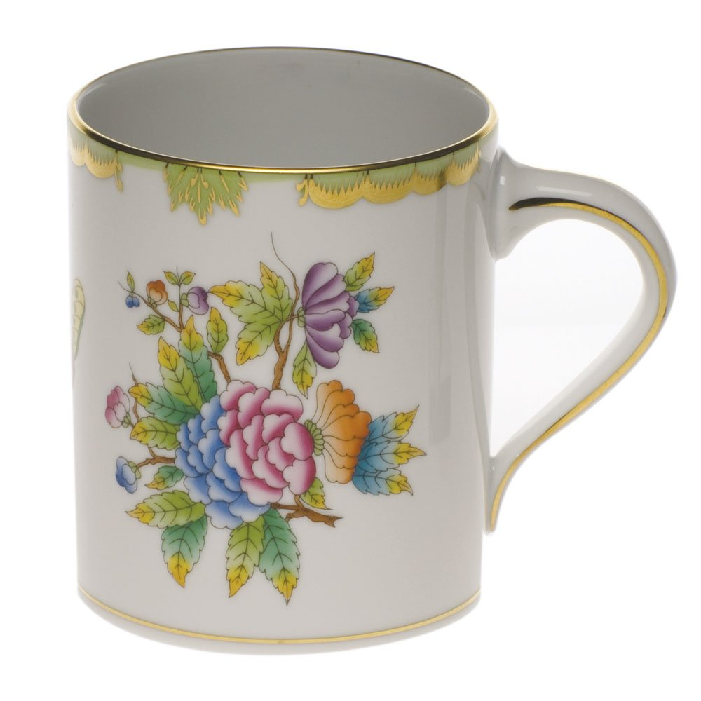 Herend Queen Victoria Coffee Mug by Herend