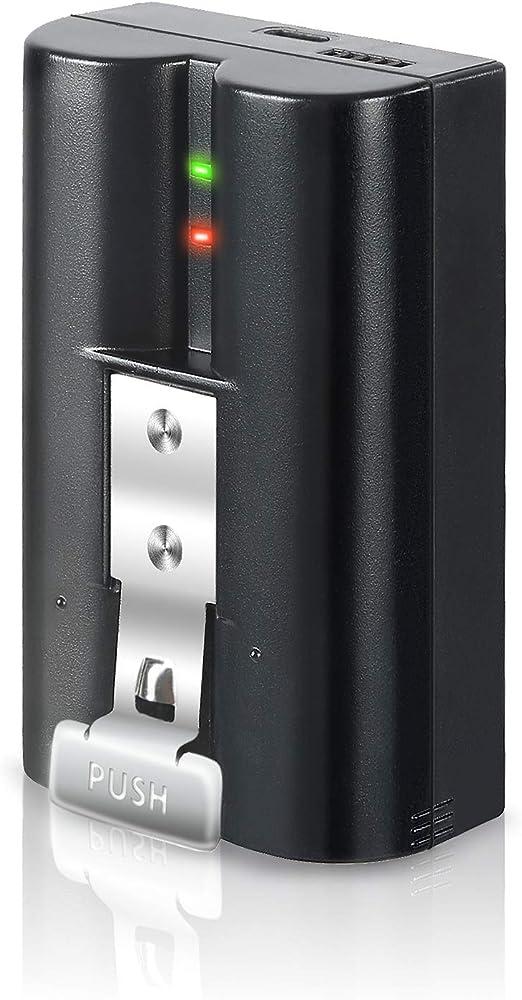 Ring Rechargeable Battery V4 Video Doorbell Batterie au Lithium SM002 Home Cam/éra vid/éo sans Fil Sonnette Anneau de Batterie /à d/égagement Rapide Batterie pour Sonnette vid/éo 2