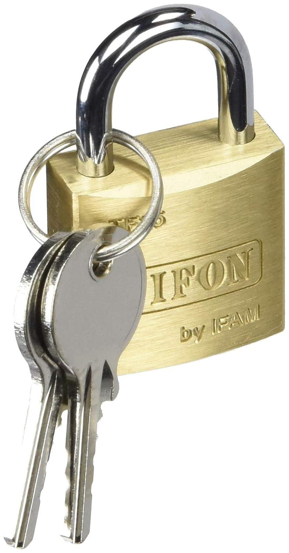 Candado Laton Tifon Blister A//N 72501-25 IFAM