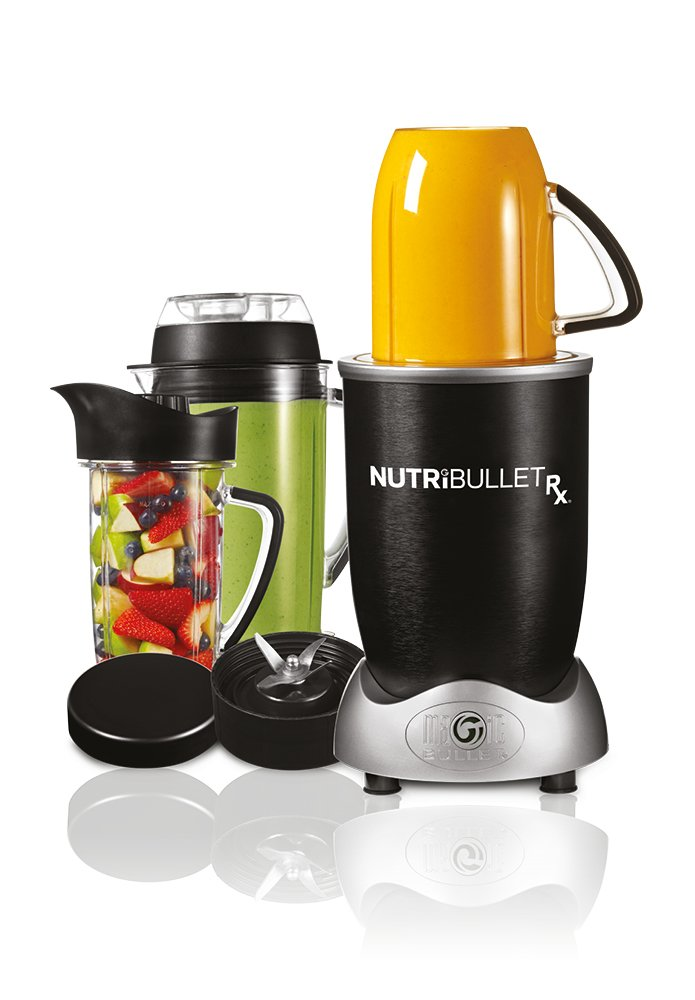 The Nutribullet Rx is quite unknown but still a very good product.