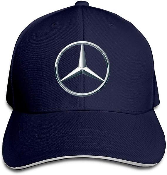 Mercedes Benz Logo Snapback Hats Winter: Amazon.es: Ropa y accesorios
