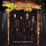 img - for Supernatural 2018 Wall Calendar book / textbook / text book