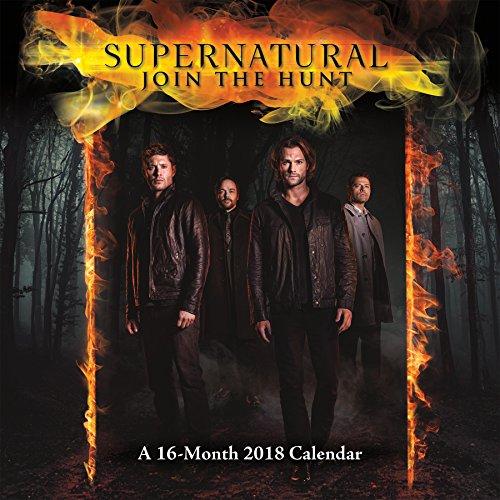 (Supernatural 2018 Wall Calendar)