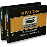 Battery AB403450BU for Samsung GT-E2510   GT-E2550   GT-M3510 Beat   GT-S3500...