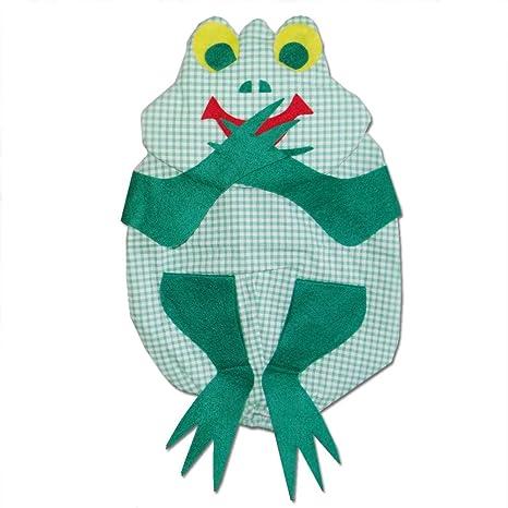 Deposito - Guarda Bolsas de Plastico - Rana: Amazon.es: Hogar