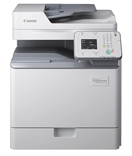 Amazon.com: Canon colour imageCLASS mf810cdn All-in-One ...