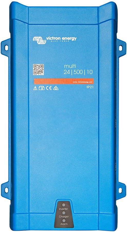 Victron Energy - Inversor Multi 430W 24V 500VA Victron Energy 24/500/10-16 - CMP245010000