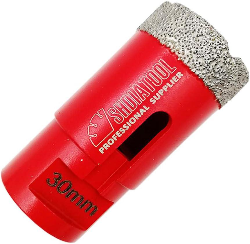 SHDIATOOL 1 lot de forets diamant/és bras/és sous vide avec raccord M14 10 mm de hauteur