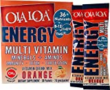 Ola Loa Energy Multivitamin Supplement, Orange, 30 Packets Review