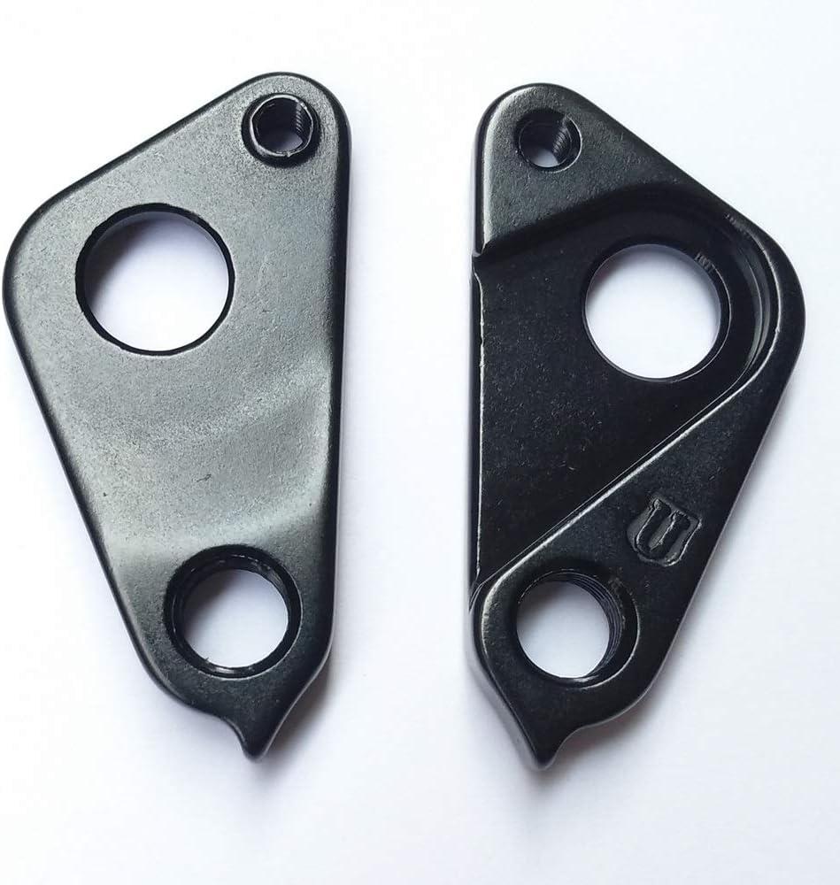 Color : Black F/ácil de Instalar 1pc de la Puntera Posterior de la Bicicleta Cambios encadenados Percha for Specialized S-Works Enduro de Epic 26 29 SJ FSR Especializada SX Turbo