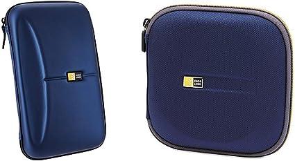 Case Logic CDE-72 72 Capacity Heavy Duty CD Wallet Blue