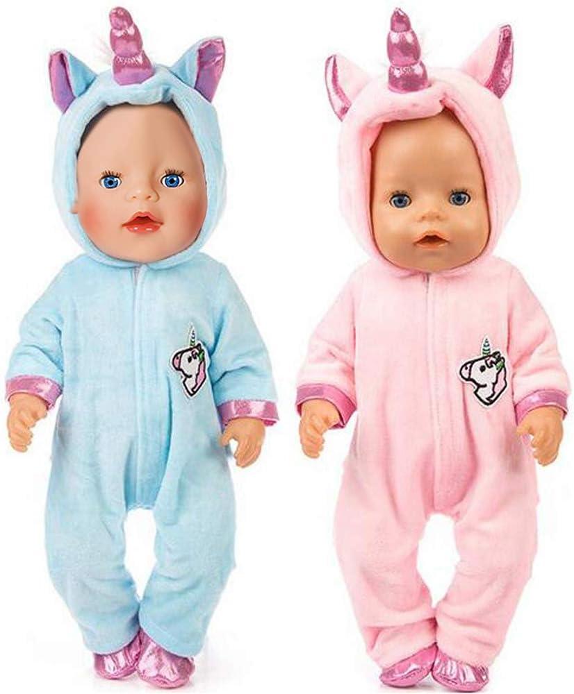 Bambole vestiti 43cm Baby Born Bambola o simili dimensioni regalo Vestito Ragazza Set Pasqua