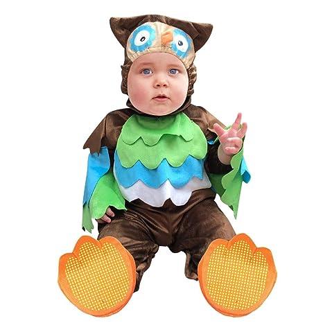Disfraz Búho Niño,Bebé Disfraces Halloween Carnaval Traje ...