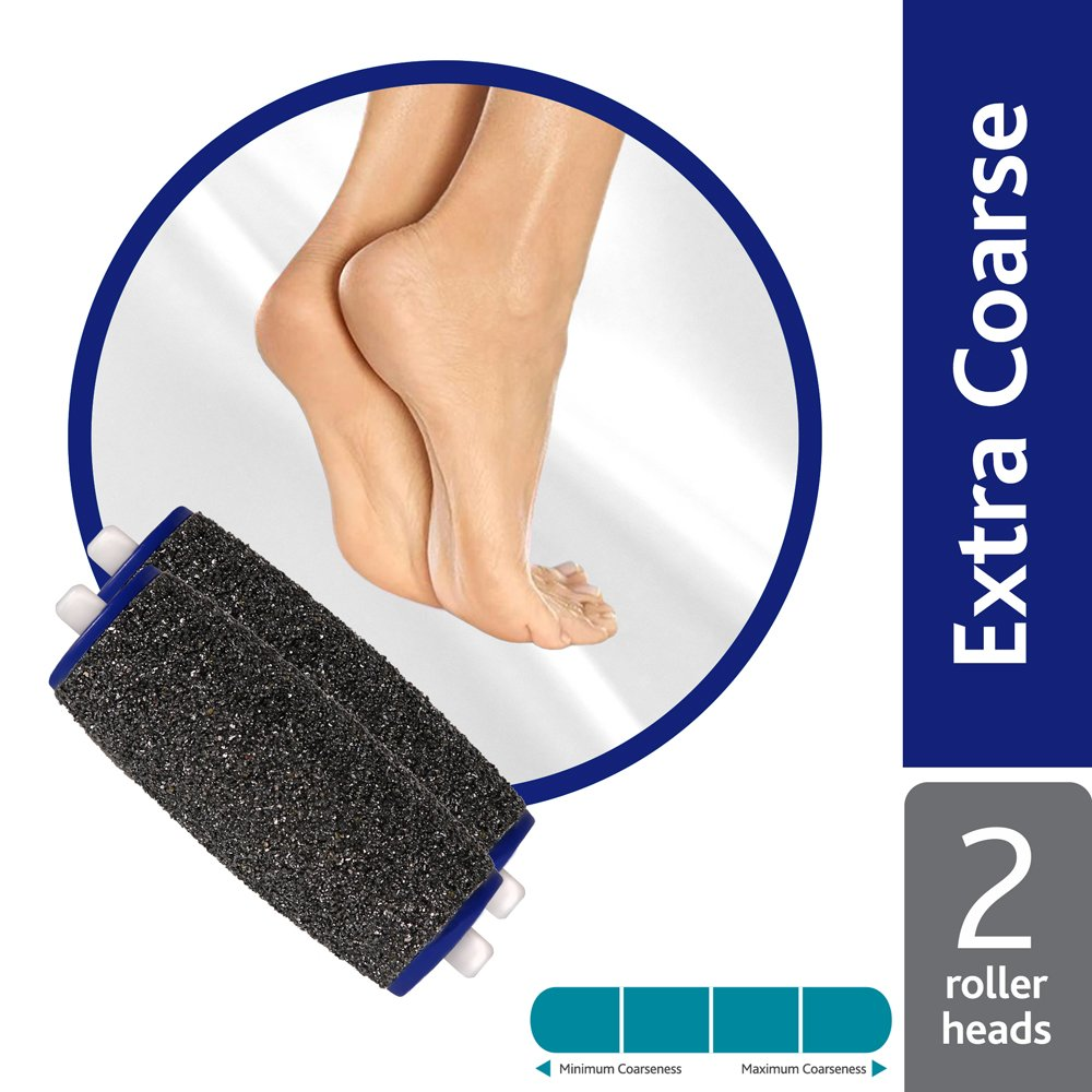Amope Pedi Perfect Electronic Foot File Refills, 2 Count, Extra Coarse by Amope (Image #2)