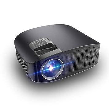 Proyector Profesional HD Sonido Envolvente La Interfaz USB Hdmi ...