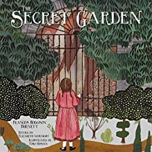The Secret Garden Audiobook by Elizabeth Goodnight Narrated by Anna Parker-Naples