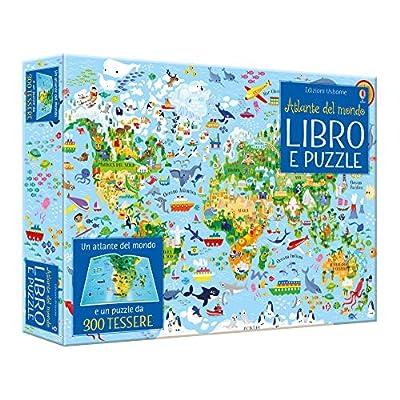 Atlante Del Mondo Libro E Puzzle Ediz A Colori Con Puzzle Rilegatura Sconosciuta 9 Ott 2018
