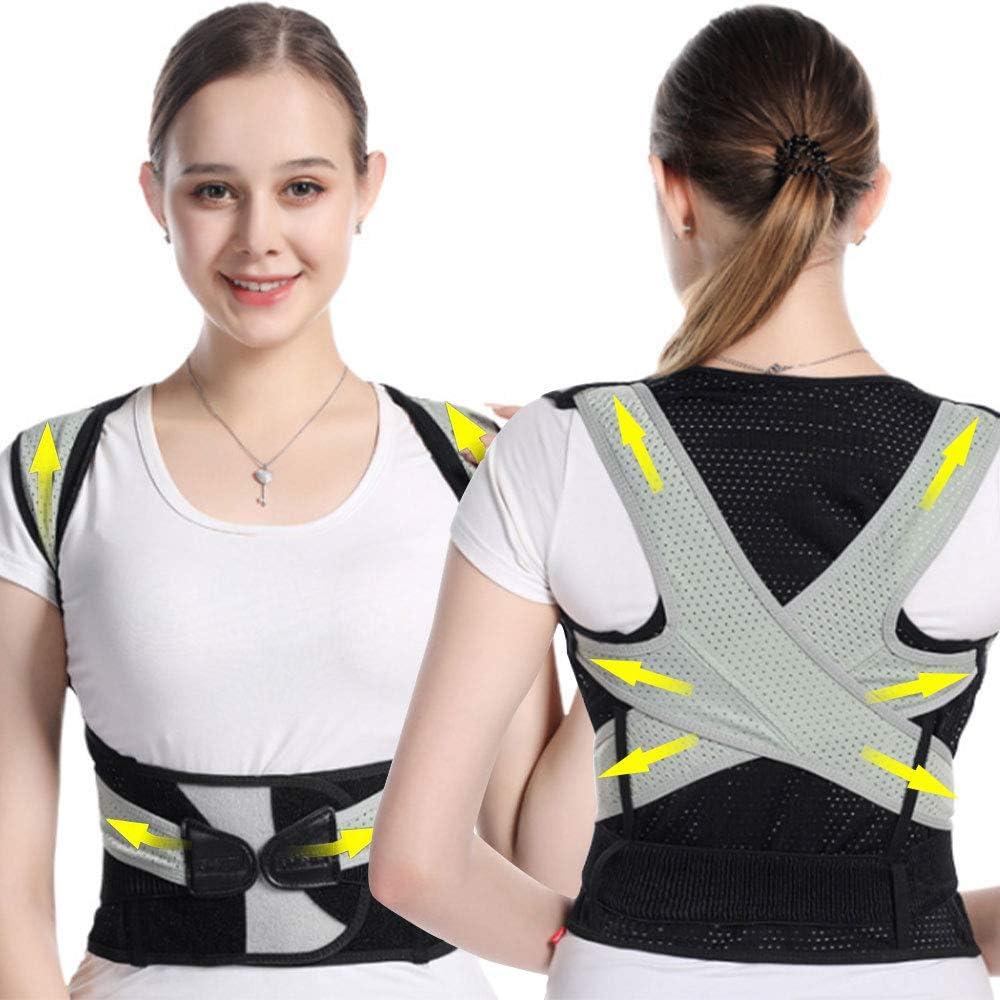 Back Brace Posture Corrector for Women and Men