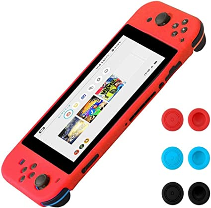 Morbuy Funda de Silicona para Nintendo Switch Funda Carcasa ...