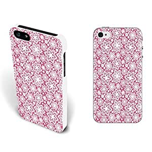 Cool Gifts Iphone Case Personalized Design Fashion Case Cover Skin Shell for Iphone 5/5s Phone Protector (polka dot flowers BY527)