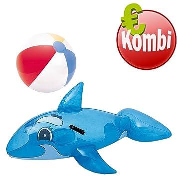 Bestway - Pelota Hinchable para natación (158 cm): Amazon.es ...