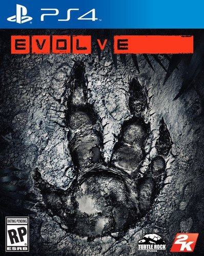 Evolve - PlayStation 4 from 2K