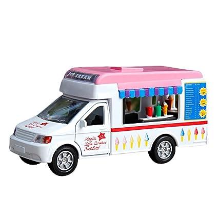 yepmax car toys ice cream truck model cars Barbie Toy Jeep Grand Cherokee