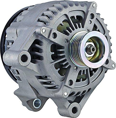 DB Electrical Remanufactured 400-52509R Alternator for 1.5L 10 Clock 180 Amp Internal Fan Type Solid Pulley Type Internal Regulator CW Rotation 12V Mini Cooper 2014 2015 2016 12-13-7-640-131 ()
