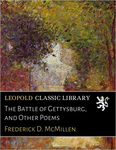Descargar El Autor Mejortorrent The Battle Of Gettysburg, And Other Poems Falco Epub