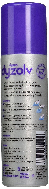 Amazon Dyson Dyzolv Stain And Spot Remover 85oz Spray Home