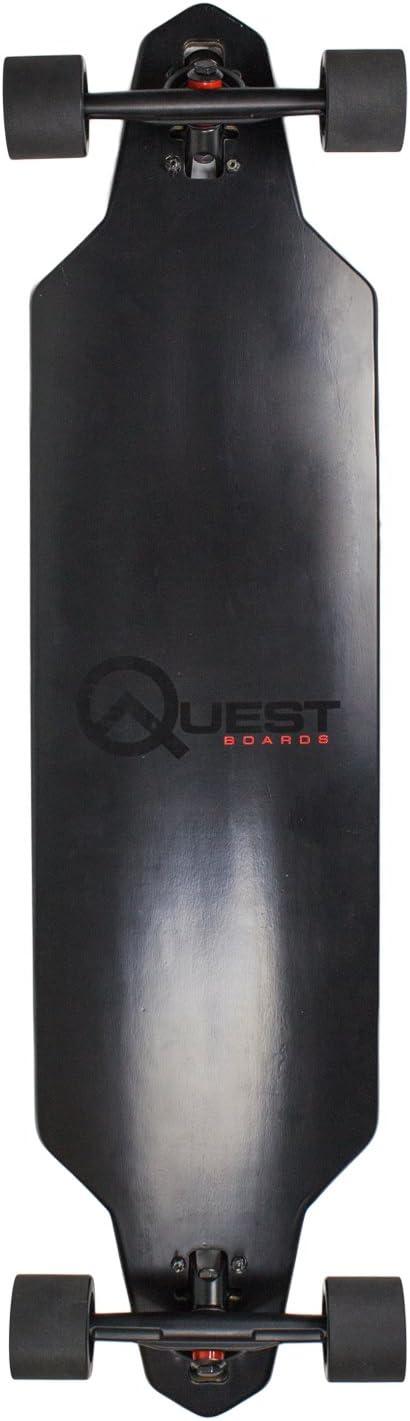 Quest Skateboards Zero Dark 40 Downhill Longboard