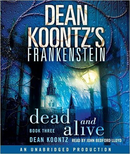 Book Dean Koontz's Frankenstein: Dead and Alive