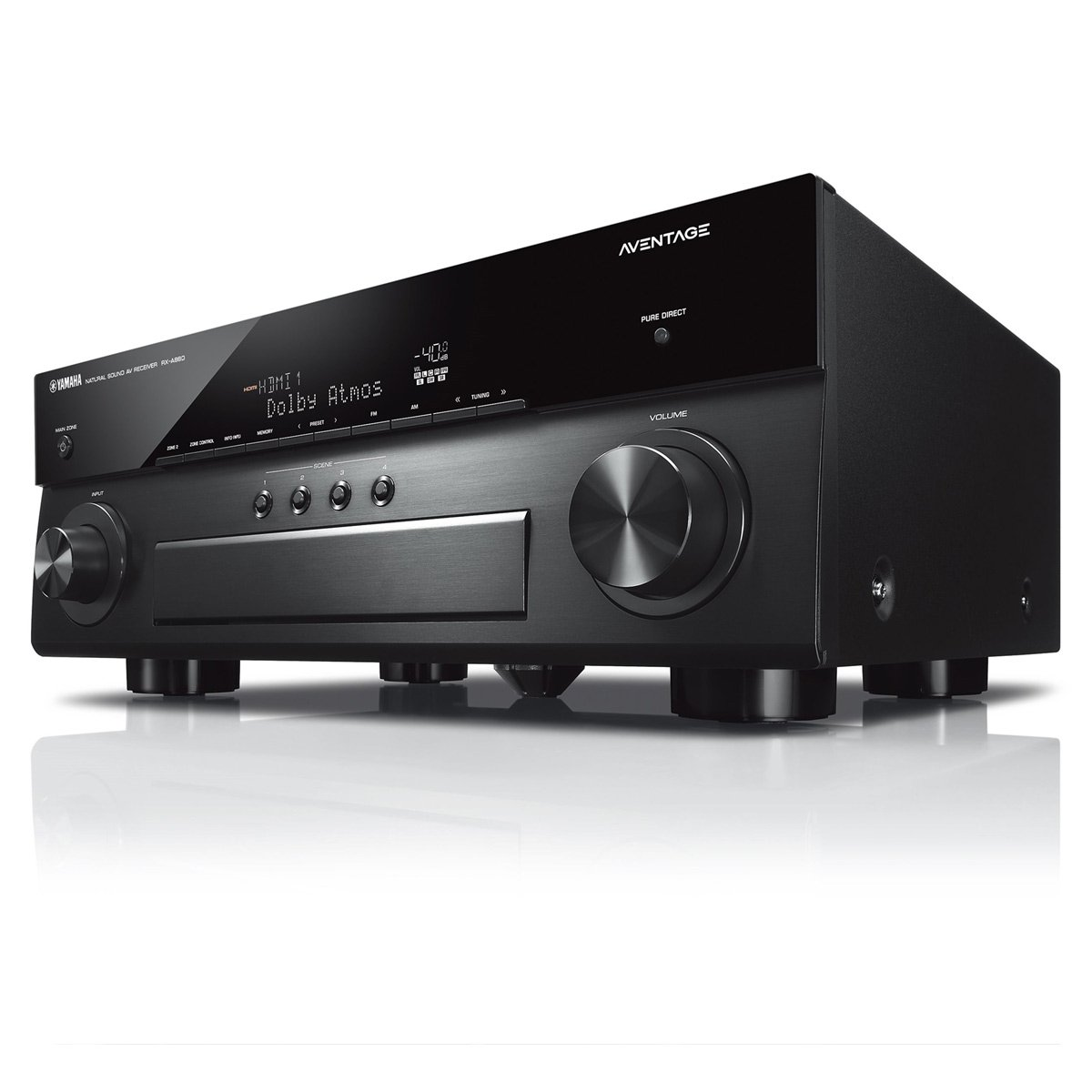 Yamaha RX-A880 Premium Audio & Video Component Receiver - Black by Yamaha Audio (Image #4)