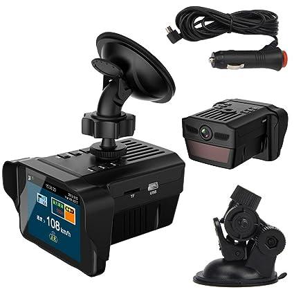Creazy® Car Electronic Dog Radar Detector Rearview Mirror Vehicle Video Camera Recorder