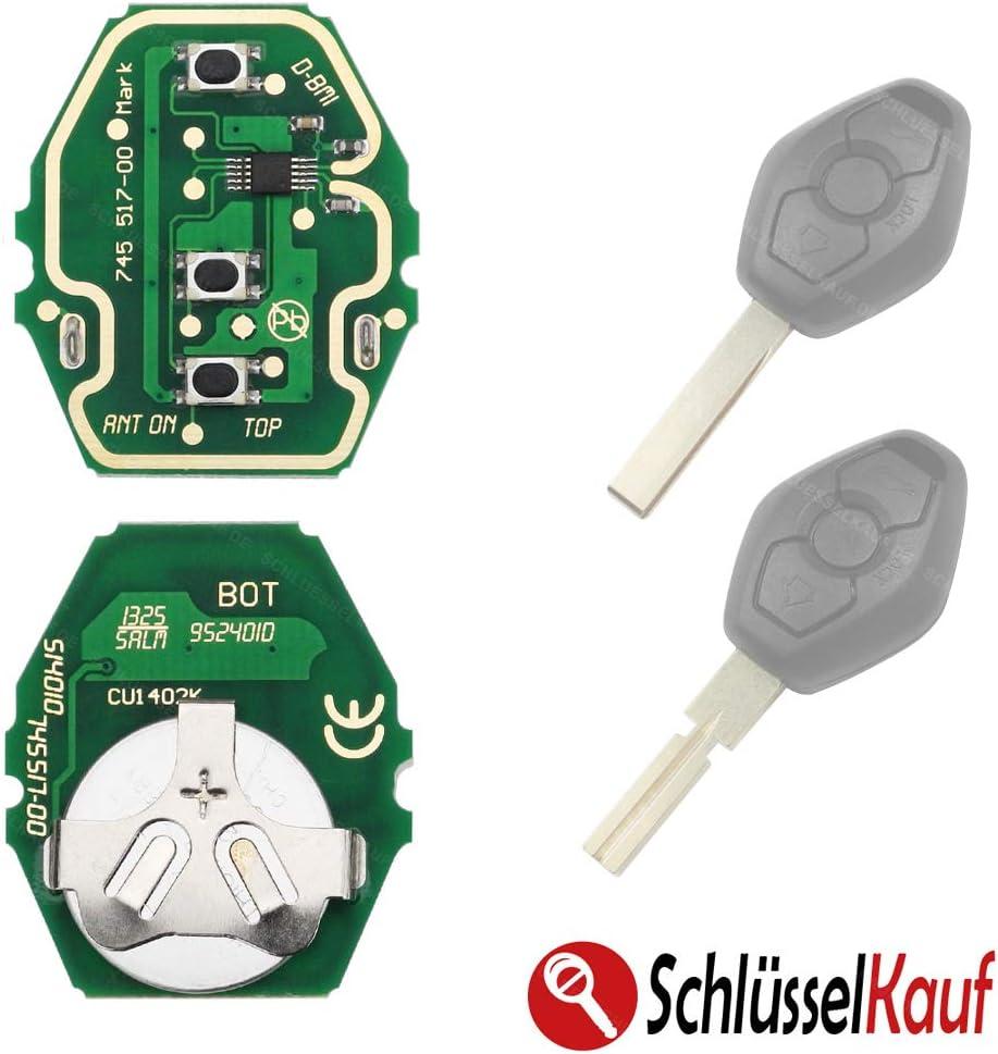 Konikon Platine Sendeeinheit 434 Mhz Autoschlüssel Elektronik