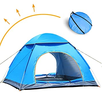 OUTDOOR 4 Person Instant Pop Up Tent