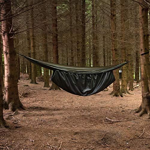 - Snugpak Hammock Under Blanket with Travelsoft Filling, Olive